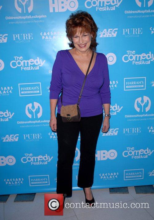 Joy Behar attends the Comedy Cares Celebrity Poker...