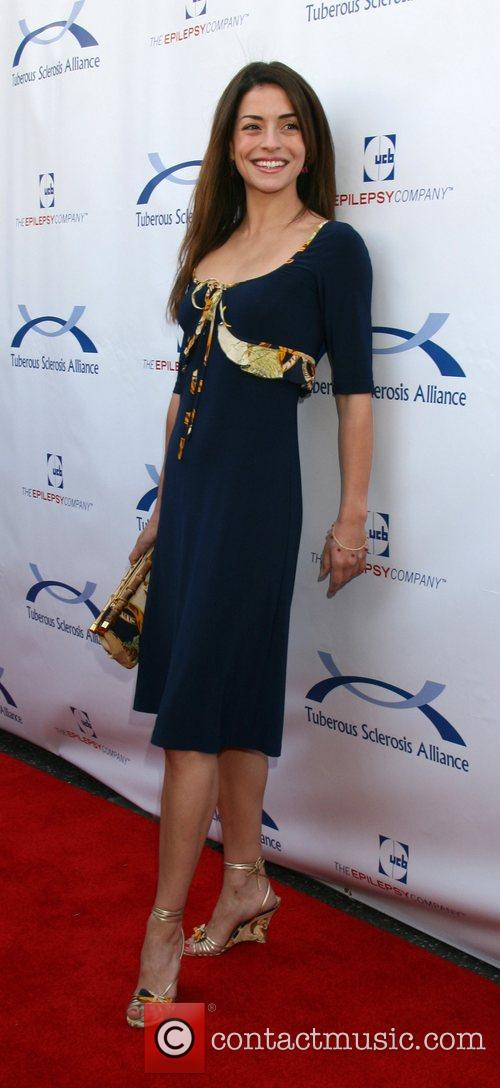 Emmanuelle Vaugier 7th Annual Comedy for a Cure...