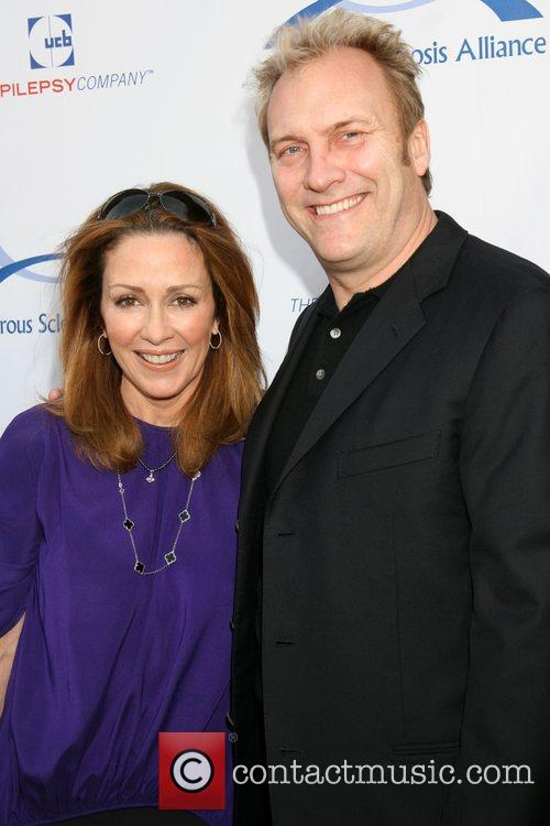 Patricia Heaton and Husband 2