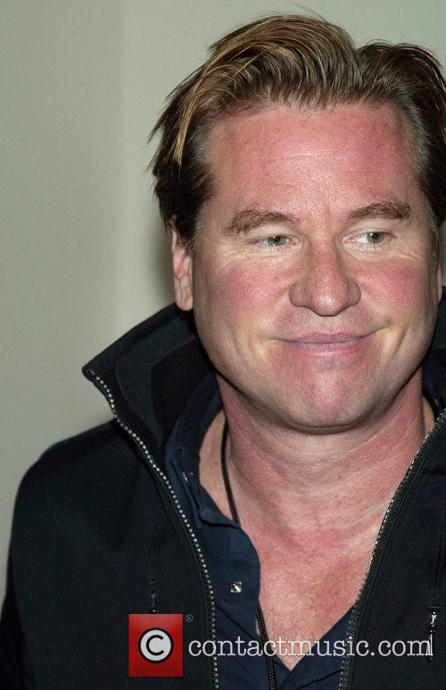 Val Kilmer and Apple