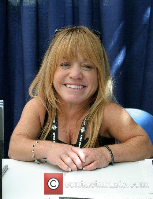 Debbie Lee Carrington Comic-Con International 2007 at the...