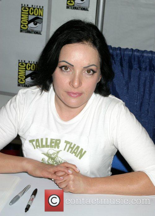 Jane Wiedlin Comic-Con International 2007 at the San...