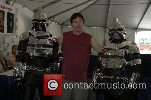 Richard Hatch ComicCon Convention 2007 held at the...
