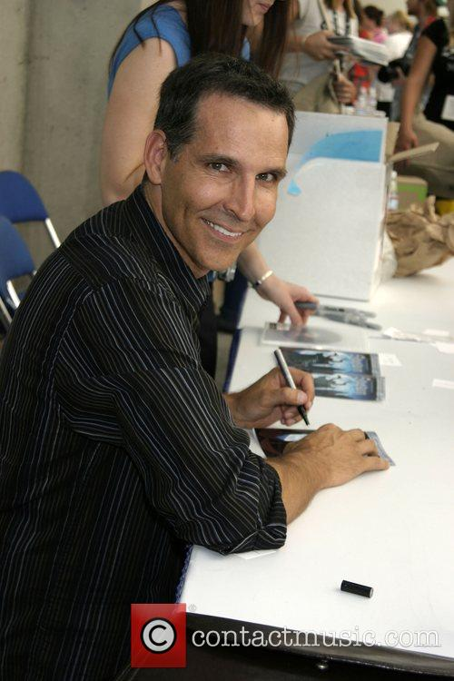 Todd McFarlane ComicCon Convention 2007 held at the...