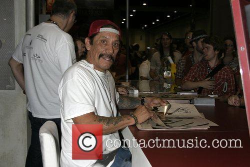 Danny Trejo ComicCon Convention 2007 held at the...