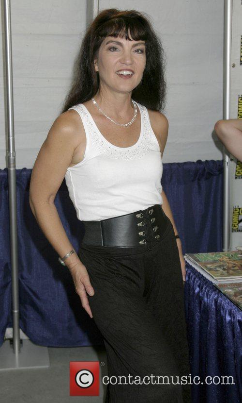 Brinke Stevens ComicCon Convention 2007 - Day 2...