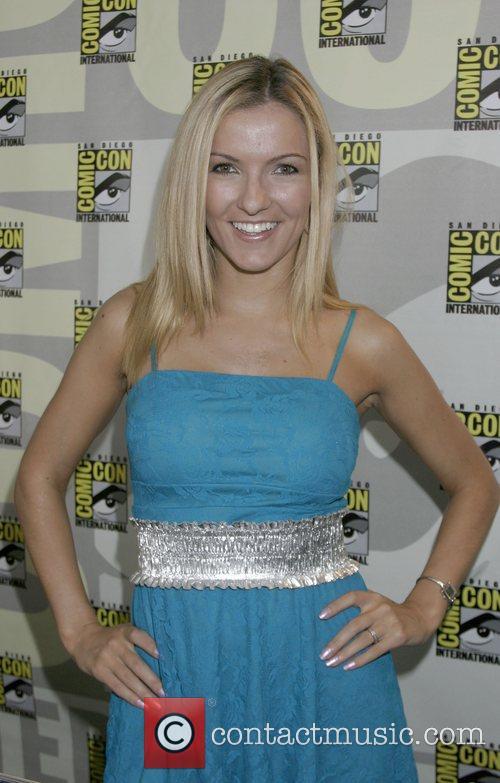 Menina Fortunato ComicCon Convention 2007 - Day 2...
