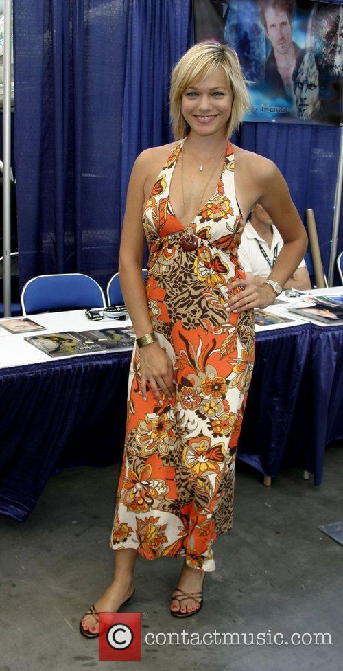 Crystal Allen ComicCon Convention 2007 - Day 2...