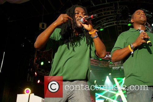 Level Miami's performing at the 10th Annual Compas...
