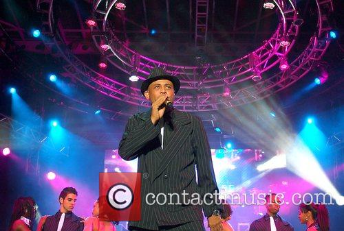 Sweet Micky performing at the 10th Annual Compas...