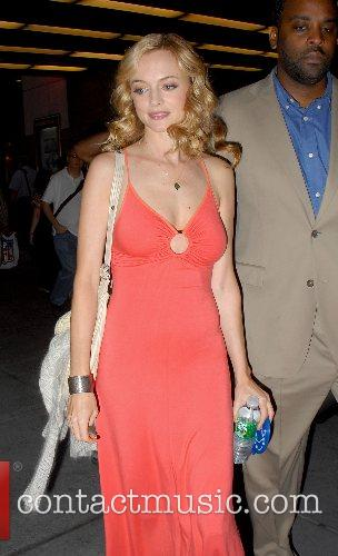Heather Graham and Conan O Brien 4