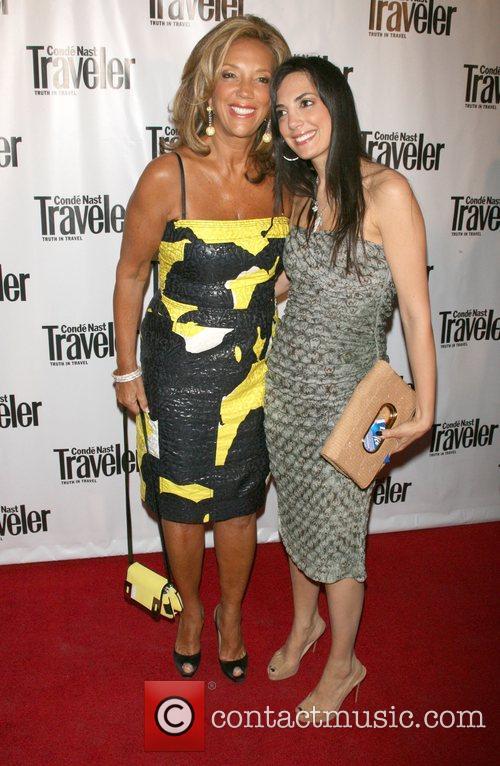 Denise Rich and Daniella Rich