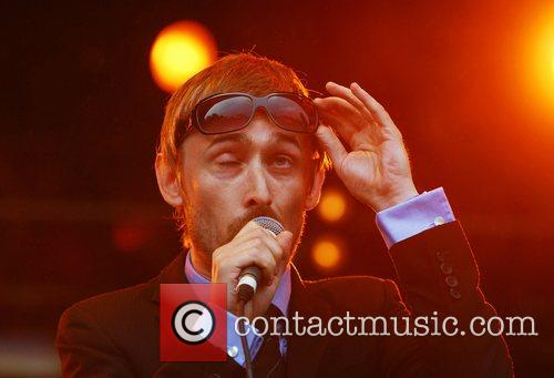 The Divine Comedy performing at Connect Music Festival...