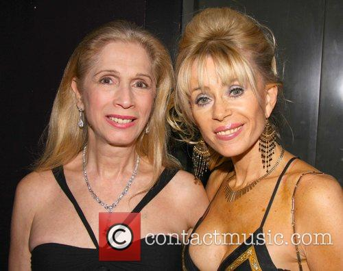 Lady Colin Campbell and Sally Farmiloe Conservative Associations...