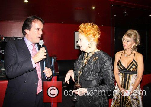 Mark Field MP, Vivienne Westwood and Sally Farmiloe...