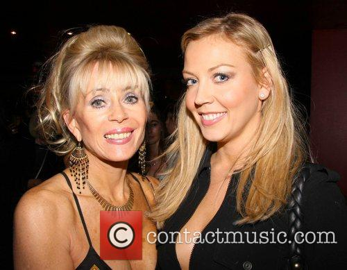 Sally Farmiloe and Liz Fuller Conservative Associations Christmas...