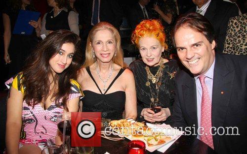 Shabnam Paryani, Lady Colin Campbell, Vivienne Westwood and...