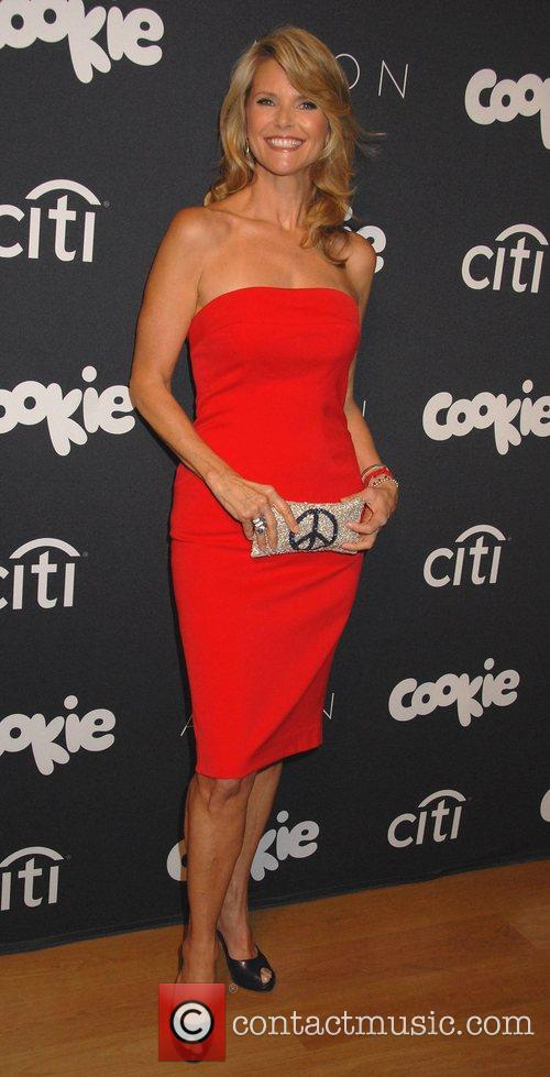 Christie Brinkley 2nd Annual Smart Cookie Awards New...