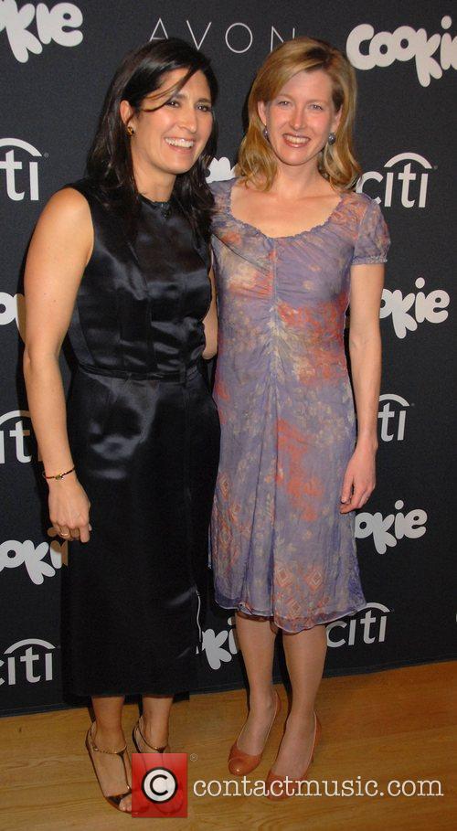Pilar Guzman and Karenna Gore Schiff 2nd Annual...