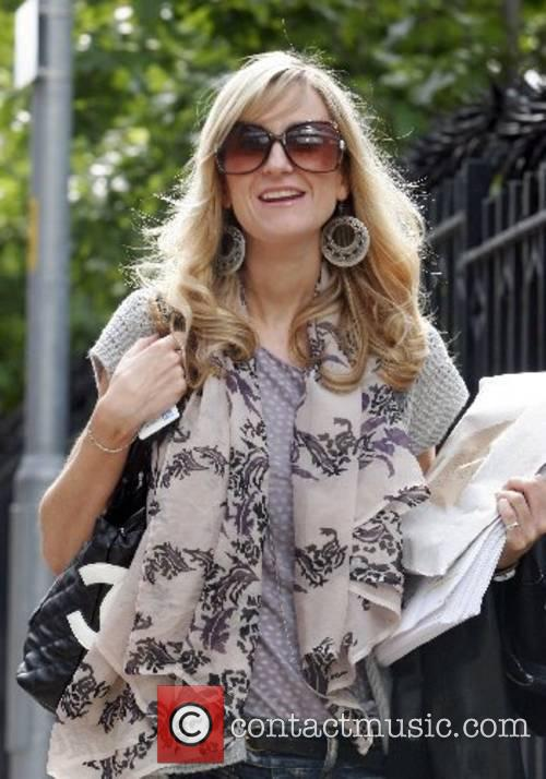 Who stars as Becky from Coronation Street arrives...