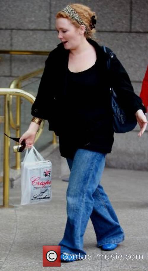 Jennie McAlpine Coronation Street cast leave the Royal...