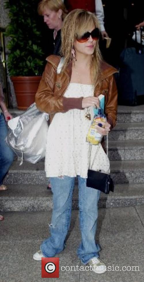 Tina O'Brien Coronation Street cast leave the Royal...