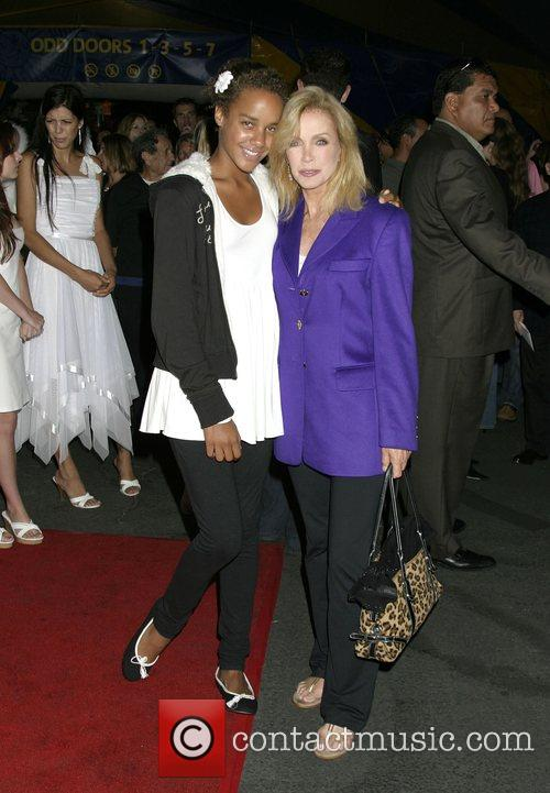 Donna Mills and Her Daughter 5