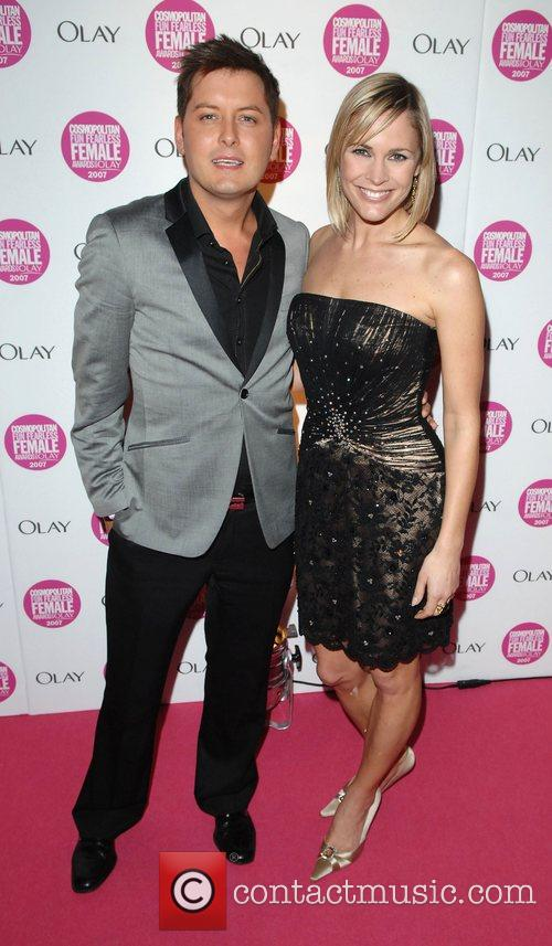 Cosmopolitan Fun Fearless Female Awards held at Cirque...