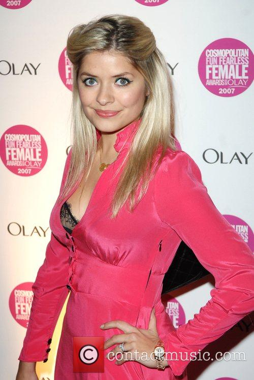 Holly Willoughby and Fearless 1