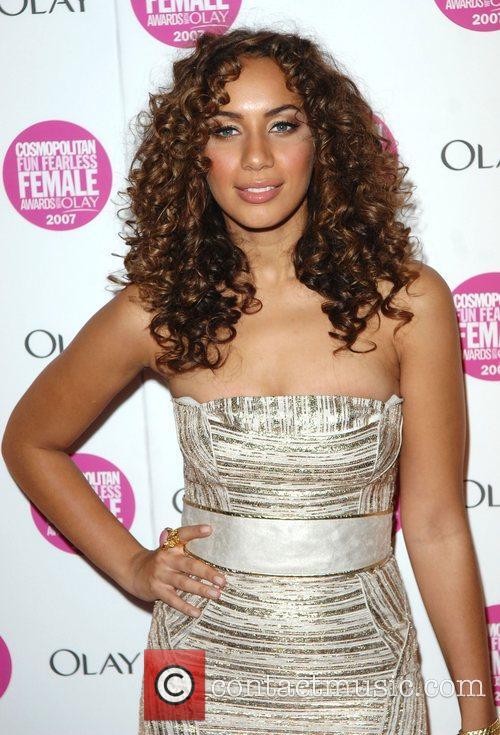 Leona Lewis Cosmopolitan Fun Fearless Female Awards held...