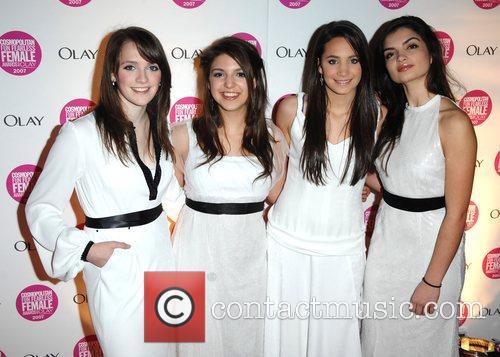 All Angels Cosmopolitan Fun Fearless Female Awards held...