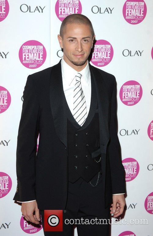Brian Friedman Cosmopolitan Fun Fearless Female Awards held...