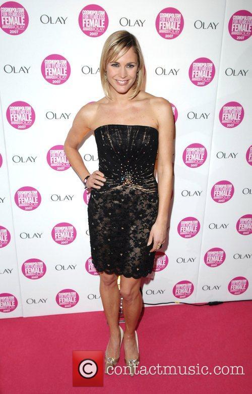 Jenni Falconer Cosmopolitan Fun Fearless Female Awards held...