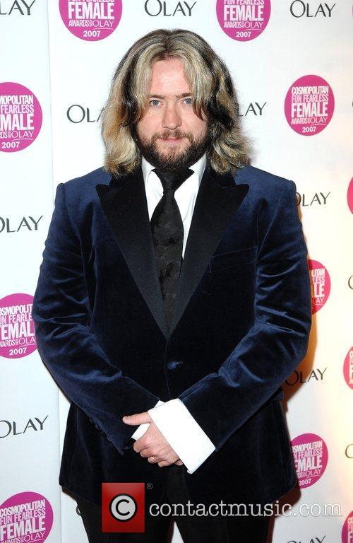 Justin Lee Collins Cosmopolitan Fun Fearless Female Awards...