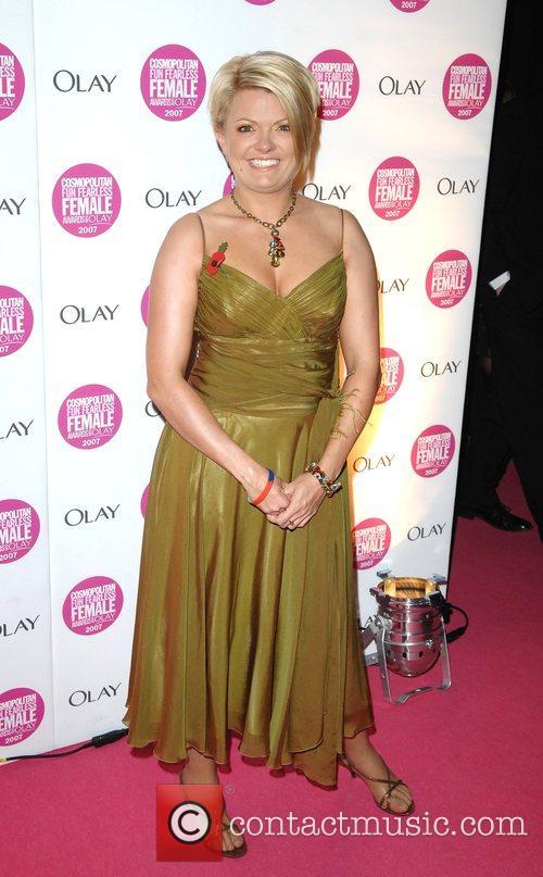 Sophia Mason Cosmopolitan Fun Fearless Female Awards held...