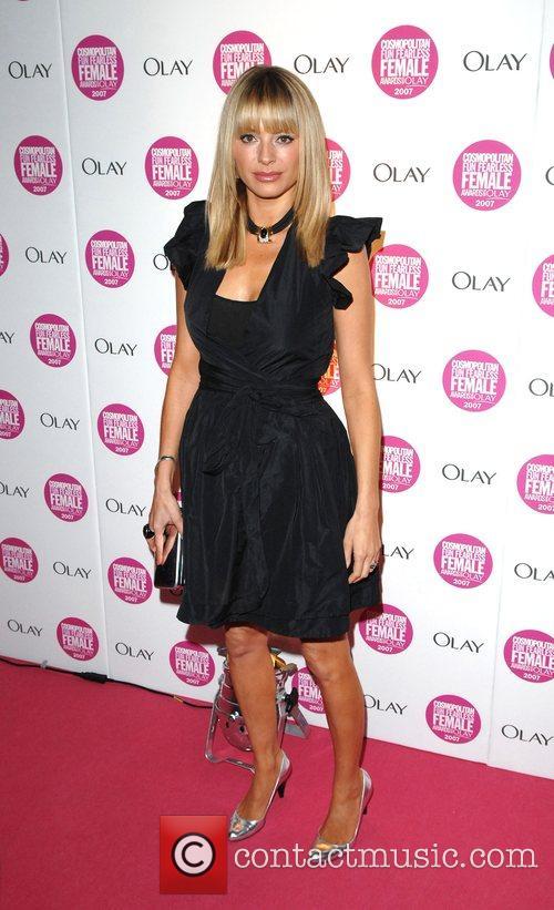 Cosmopolitan Fun Fearless Female Awards held at Cirque...