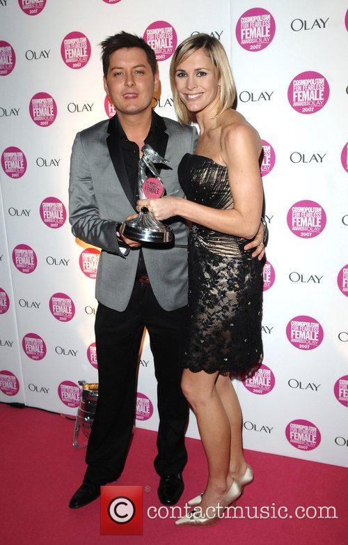 Brian Dowley and Jenni Falconer Cosmopolitan Fun Fearless...