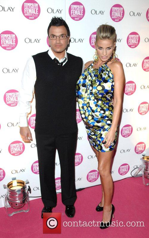 Peter Andre and Fearless 5