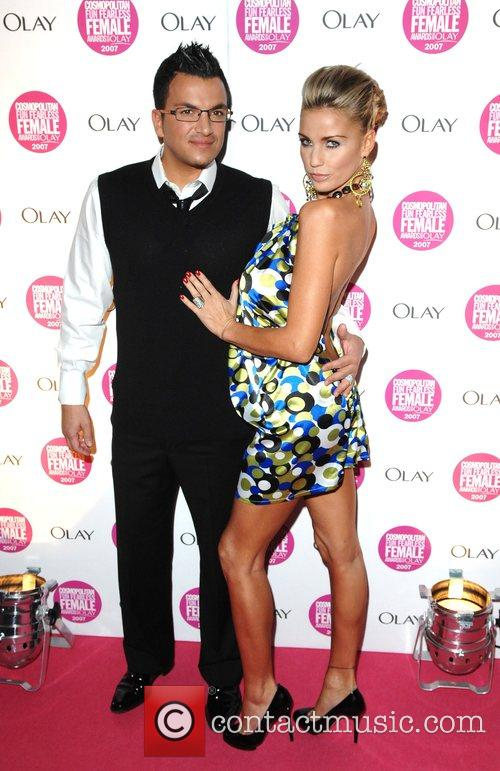 Peter Andre and Fearless 3