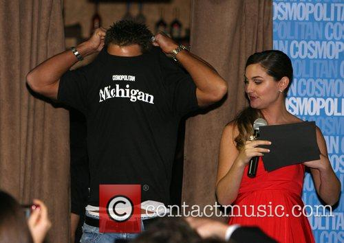 Cosmopolitan magazine's Bachelor Bash at Marquee, celebrating its...