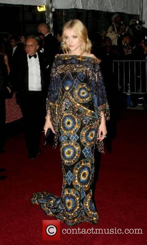 Jessica Stam 'Poiret: King of Fashion' Costume Institute...
