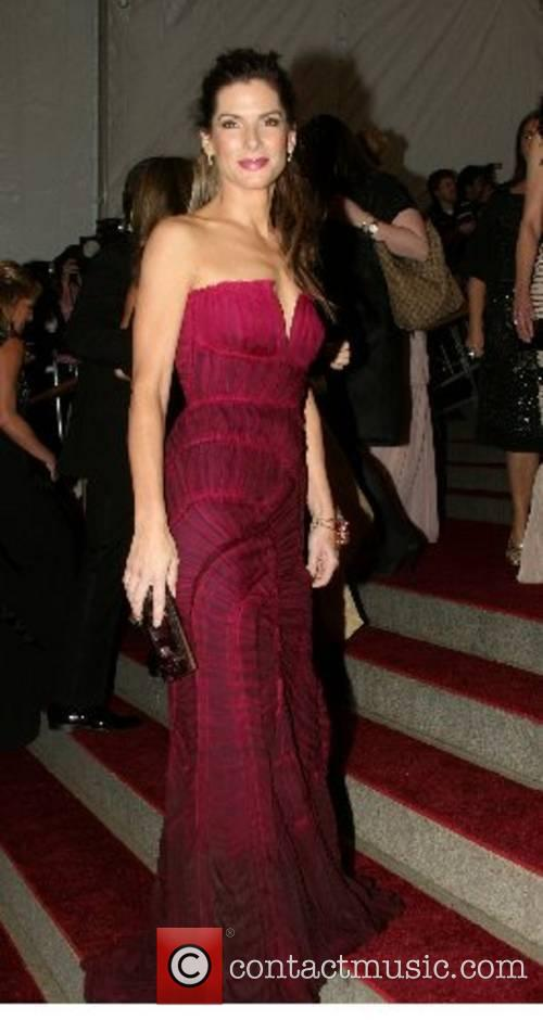 Sandra Bullock 'Poiret: King of Fashion' Costume Institute...
