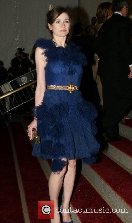 Emily Mortimer 'Poiret: King of Fashion' Costume Institute...