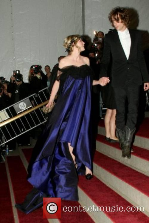 Kirsten Dunst and Johnny Borrell 'Poiret: King of...