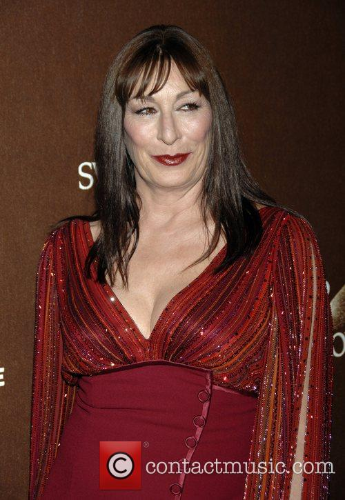 Angelica Huston 10th Annual Costume Designers Guild Awards...