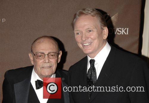 Bob Mackie (right) and guest 10th Annual Costume...