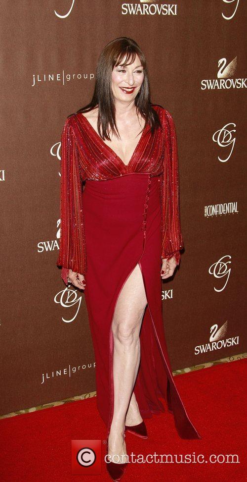 Anjelica Huston 10th Annual Costume Designers Guild Awards...