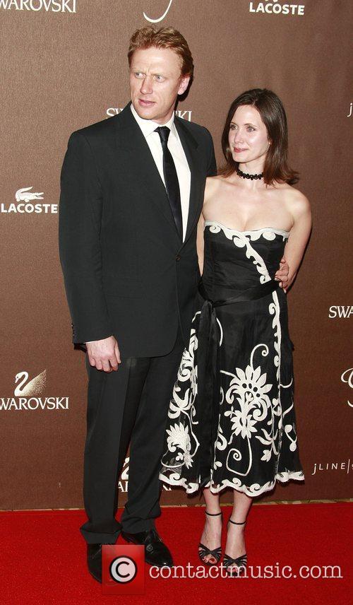 Kevin McKidd and Wife Jane McKidd 10th Annual...