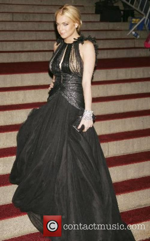 Lindsay Lohan 'Poiret: King of Fashion' Costume Institute...