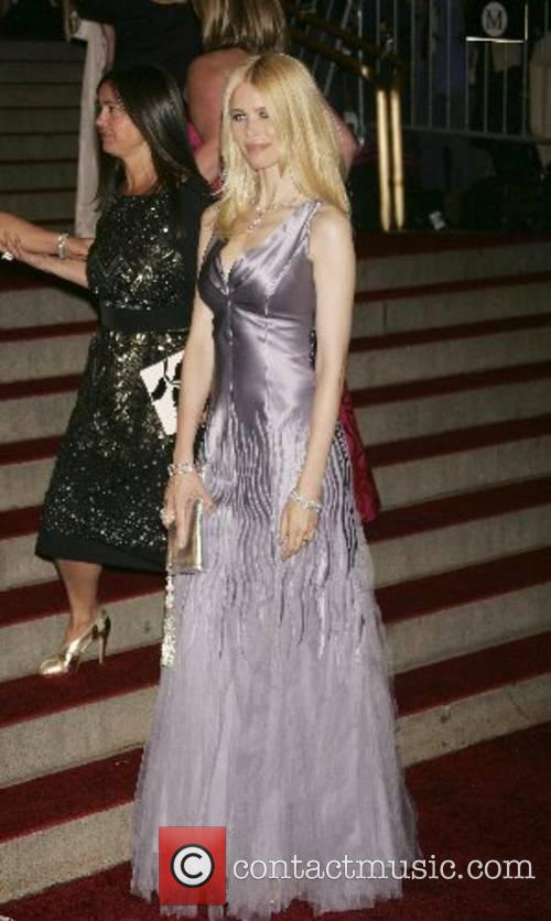 Claudia Schiffer 'Poiret: King of Fashion' Costume Institute...